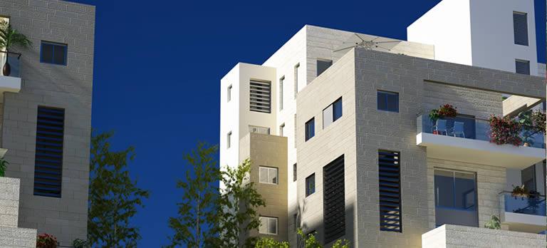 ברצינות מתחם מגורים - שכונת המשקפיים - 36 - שחר אדריכלים WF-13