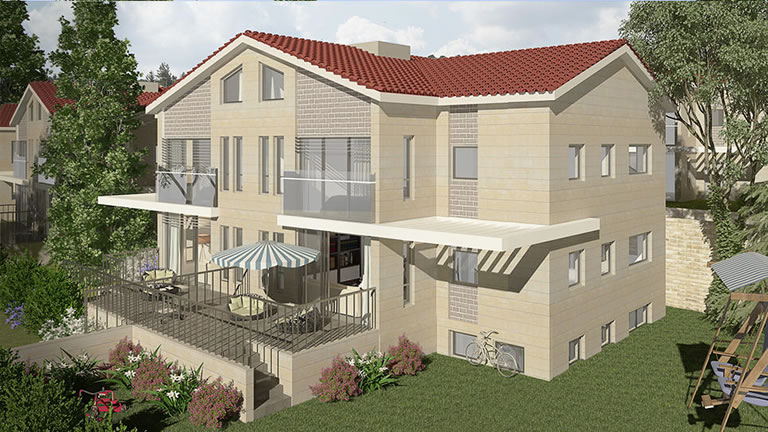 Residential Development - Bet Shemesh